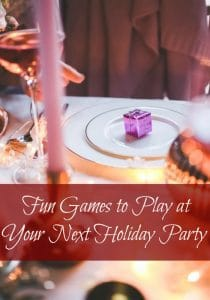 Dirty Santa and More Fun Holiday Party Games