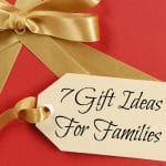 7 Gift Ideas For Families #HGGForFamily