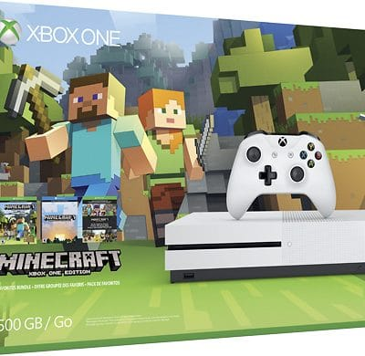 Minecraft games and collectibles now available @BestBuy!  @Minecraft