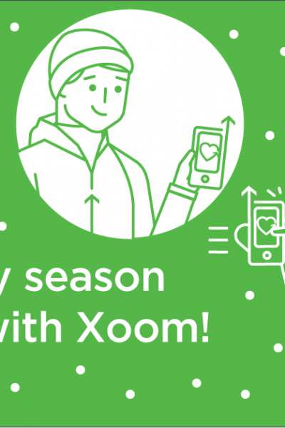 Easy International Money Transfers with Xoom by PayPal #XoomHoliday #Ad