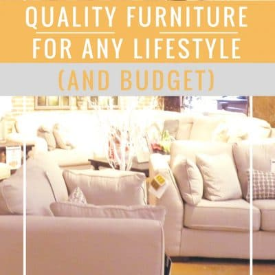 Quality furniture for any lifestyle and budget at Underpriced Furniture