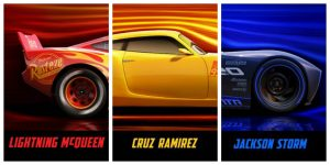 Meet the characters and cast of the upcoming Disney Cars 3