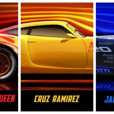 Meet the Characters and Cast of Disney Cars 3