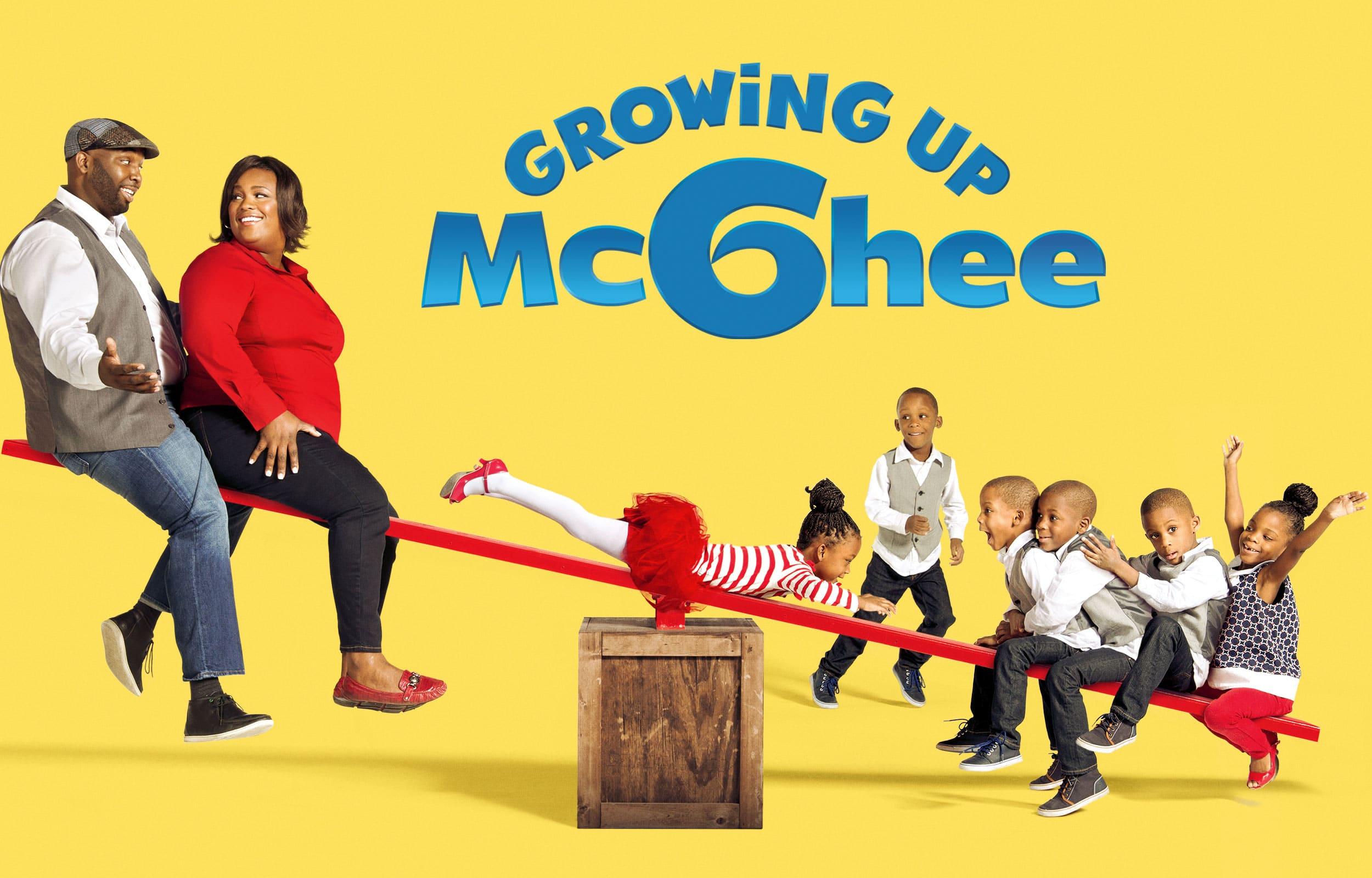 growing up mcghee season 2 on UPtv
