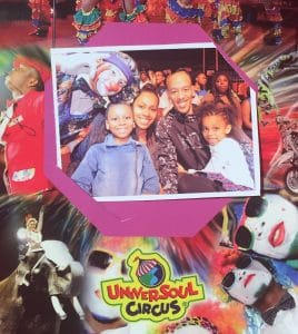 Here's what your family will love about the UniverSoul Circus Experience!