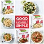 Organic and Convenient Entree Meals by Good Food Made Simple #goodfoodmadesimple
