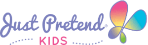 just pretend kids logo