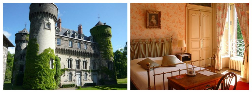 Castle Sédaiges (France): Dating back to the Middle Ages, this castle has remained in the same family and has many of its original furnishings, such as tapestries by King Louis XVI.