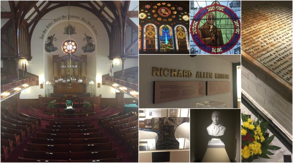 Mother Bethel AME Church Philadelphia PA