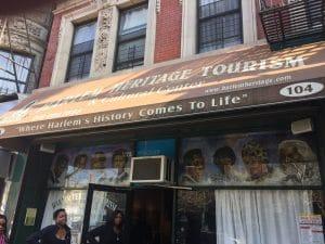 Historic Tour through Harlem NY