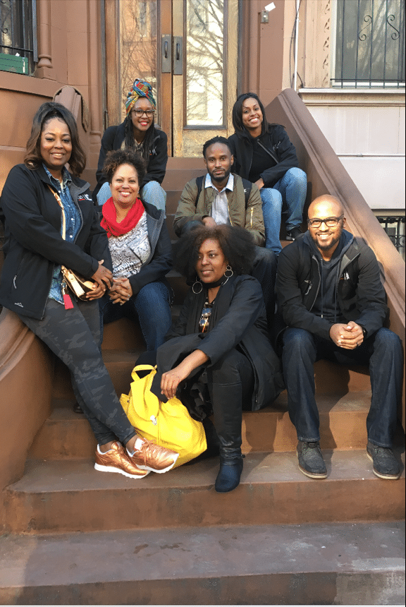 Toyota Black History Month Tour Journalists