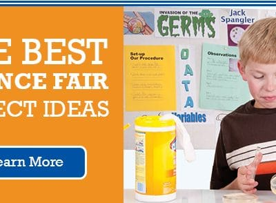 10+ Easy Science Fair Projects For Elementary School Students