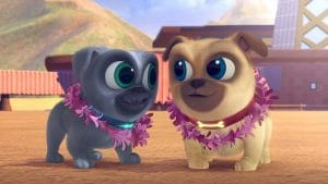 What to expect from the all new Disney Junior Puppy Dog Pals #Cars3Event #PuppyDogPals