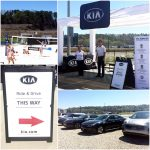 Kia partners with LakePoint for the ultimate ride and drive experience!