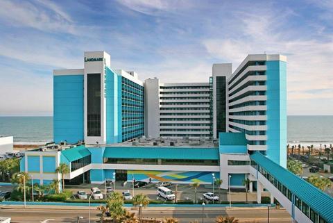 Landmark Hotel Myrtle Beach Sc Reviews