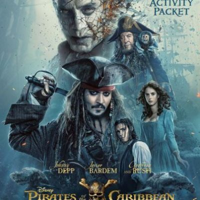 Pirates of the Caribbean: Dead Men Tell No Tales Kids Activity Packet – Available in English and Spanish! #PiratesLife #PiratesOfTheCaribbean