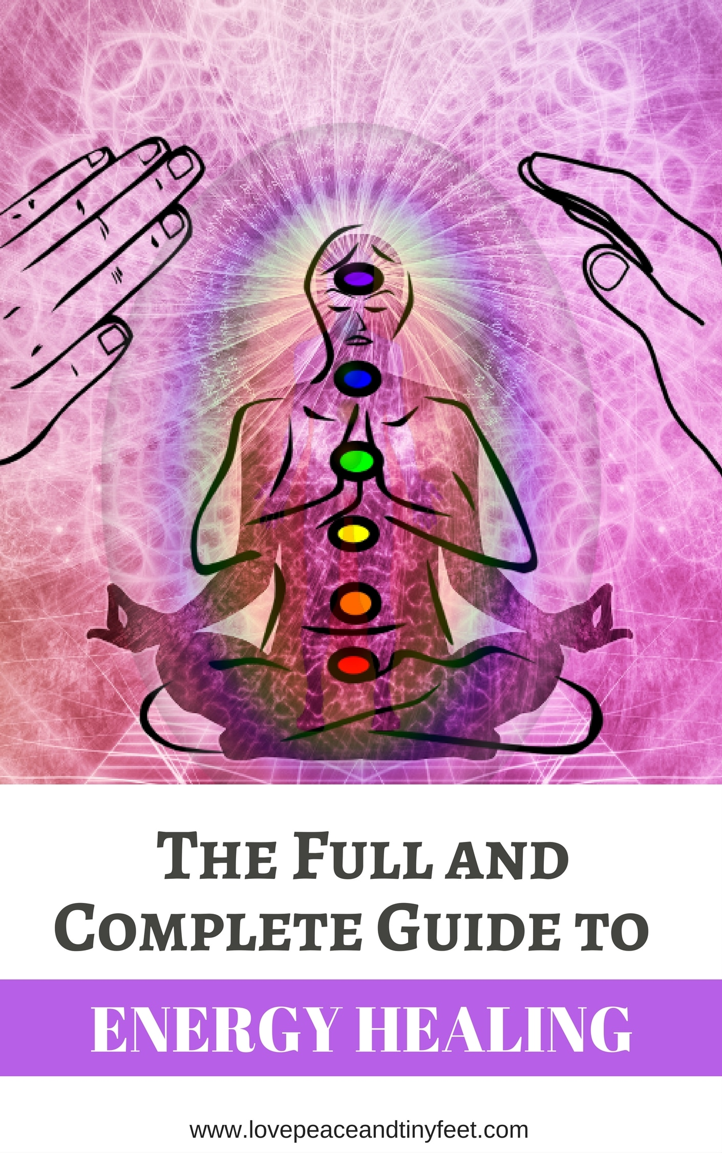 If you've wanted to learn more about energy healing - what it means, the different types of energy healing, what it entails, read on for a complete guide to reiki, chakra healing, aura cleansing and more.