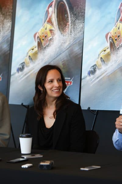 Exclusive Q&A with Cars 3 Director Brian Fee and Producers Andrea Warren and Kevin Reher