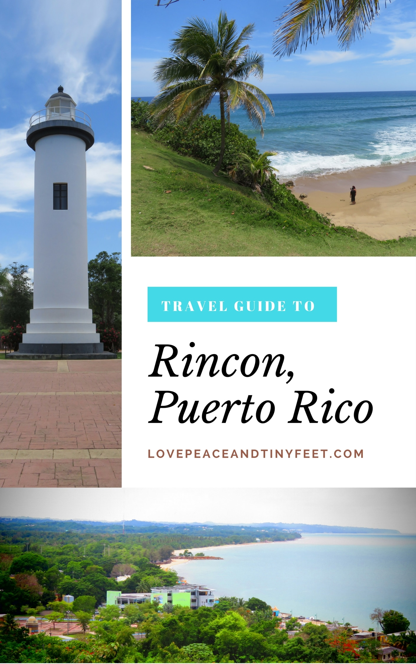 All in all, if you're looking for a relaxing beach vacation and a break from the hustle and bustle of big city life, I highly recommend you visit Rincon!  It's perfect for a couples trip, girlfriends getaway, or even a family vacation. Check out this review for where to stay in Rincon, what to do, where to shop and other major attractions in Rincon Puerto Rico.