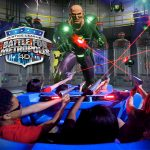 Introducing the all new JUSTICE LEAGUE: Battle for Metropolis ride at Six Flags Over Georgia