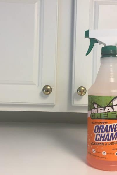 3 new ways to tackle those heavy duty messes inside and outside of your house!