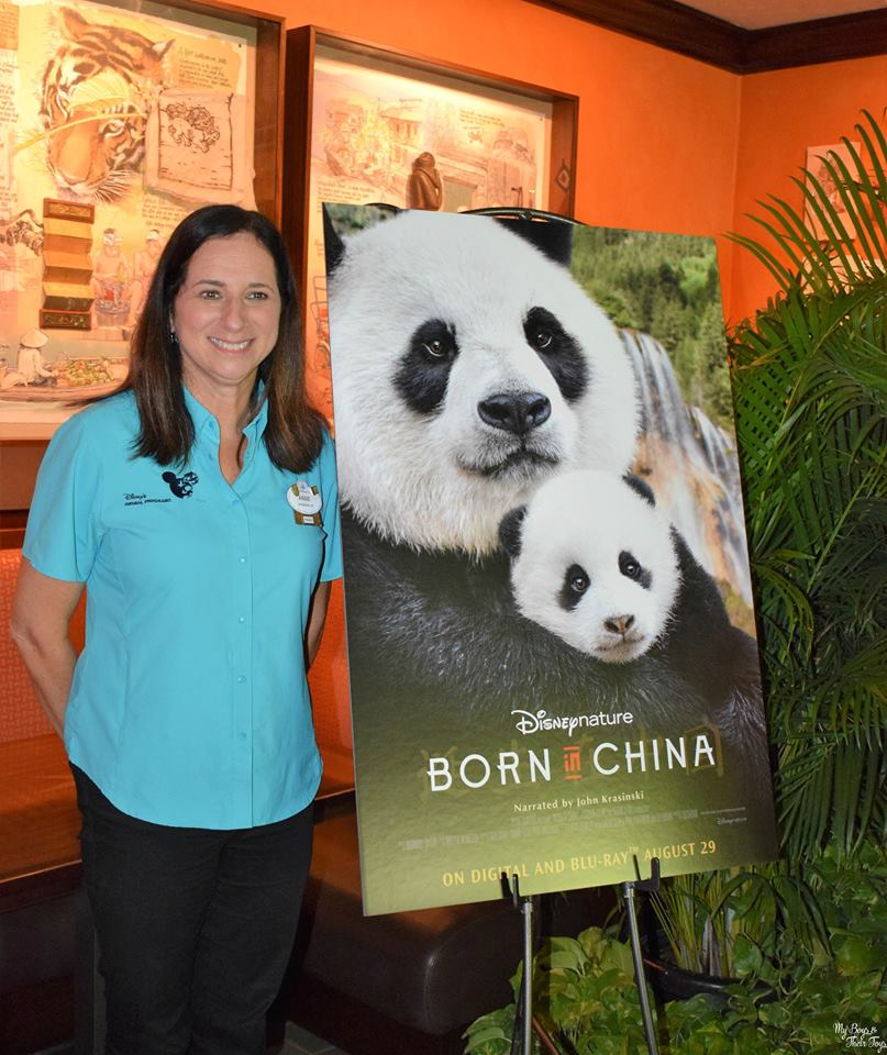 Dr. Anne Savage on Disney's Conservation Efforts and Hidden Gems of Disney's Animal Kingdom. Be sure to check this out and support this effort