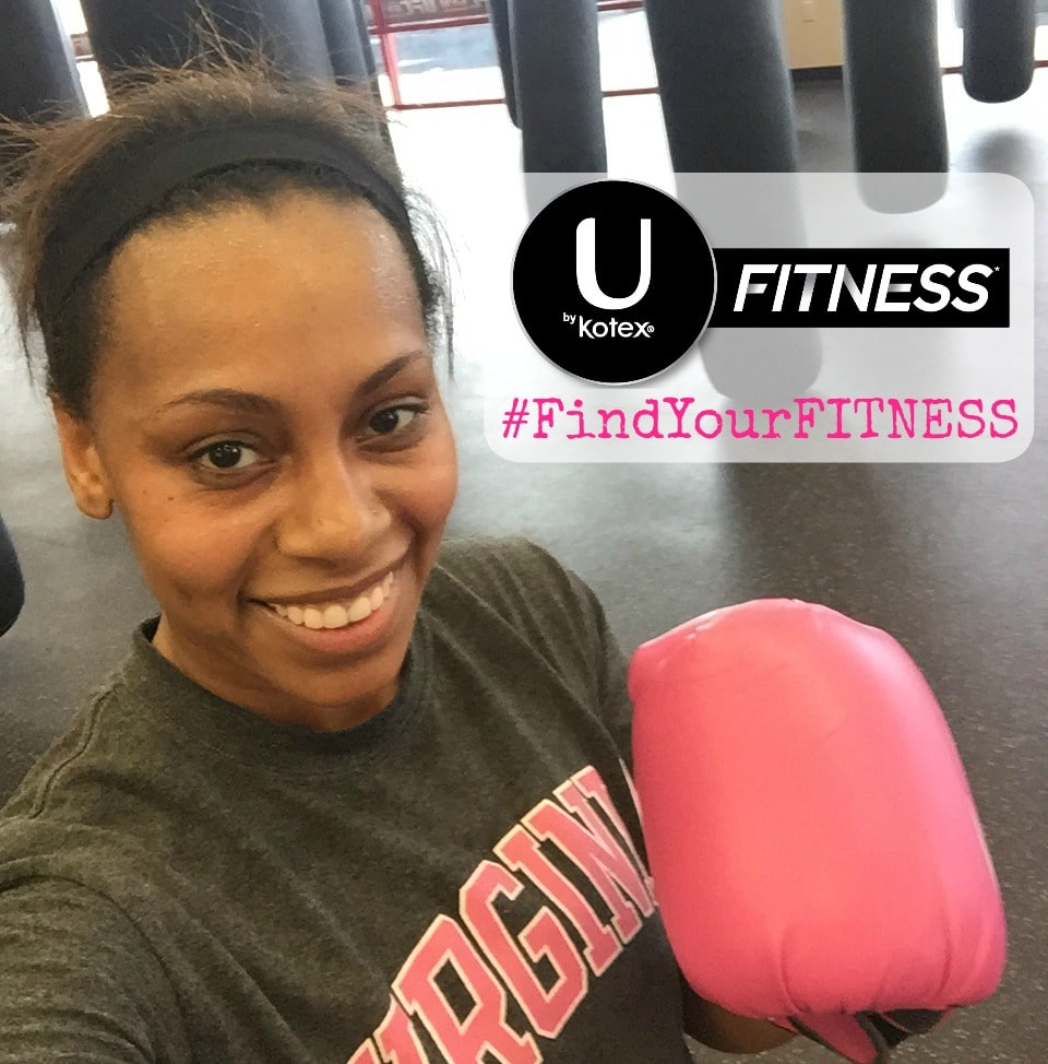 u by kotex find your fitness giveaway