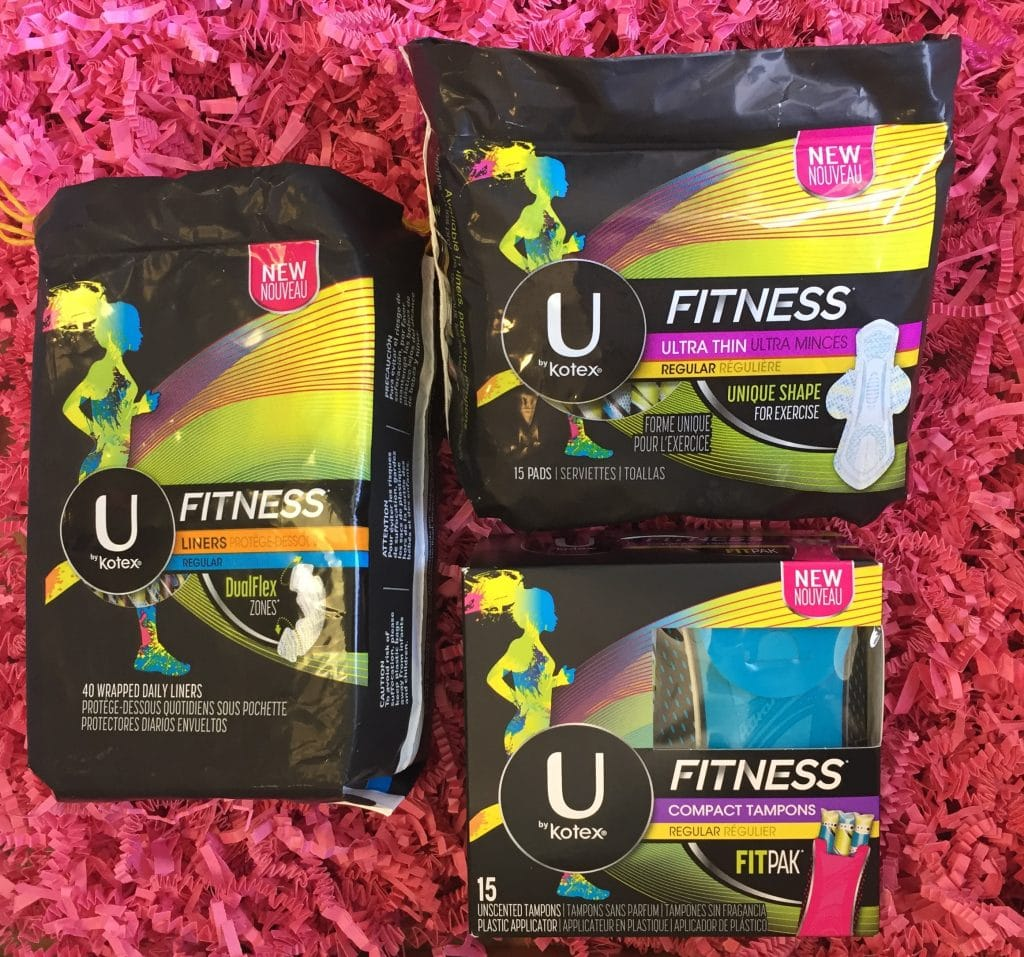 u by kotex giveaway and discount coupon