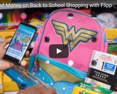 {Video} Back-to-School Shopping in a Cinch!