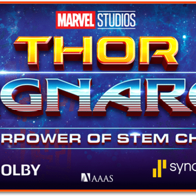 Marvel Studios' STEM Challenge for High School Girls – Win a Trip to NYC, Mentorship with Disney Imagineering & More! #ThorRagnarokEvent