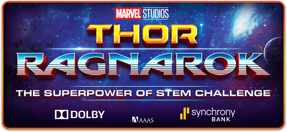 Calling High School Girls to Marvel Studios' STEM Challenge for a Chance to Win a Trip to the Premiere of THOR: RAGNAROK & Disney Imagineering Mentorship