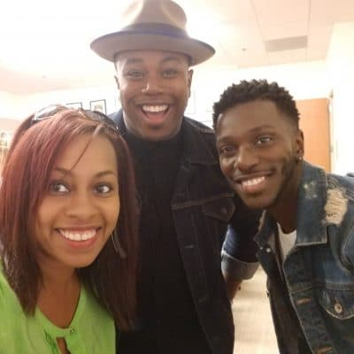 Chat with Bernard Davis Jones and Marcel Spears of ABC's #TheMayor #ThorRagnarokEvent #ABCTVEvent