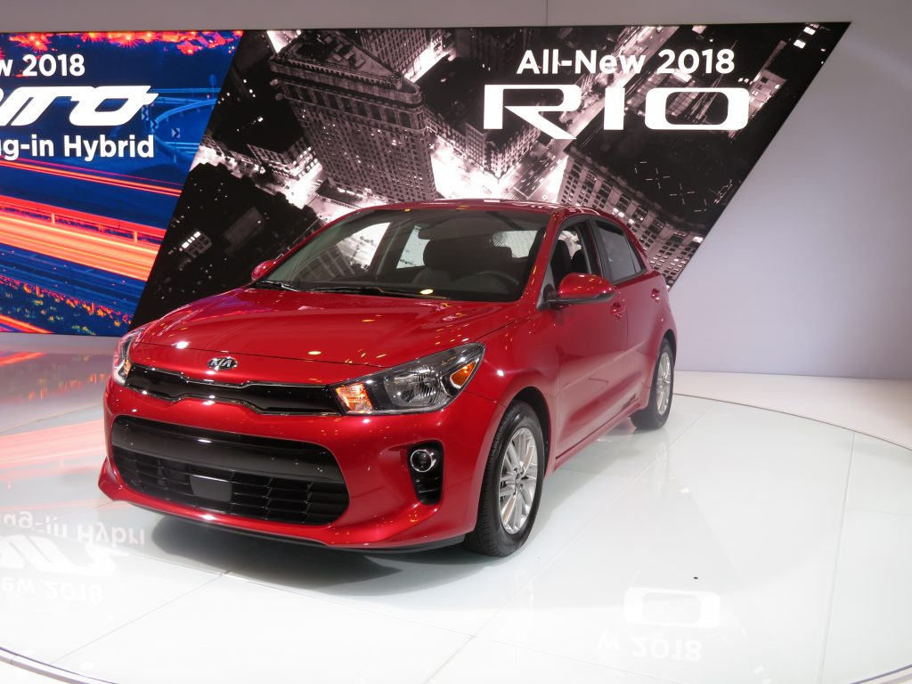 Wow! What an awesome International Auto show we've got. We give you the latest and astonishing vehicle to look forward to in 2018. Check this out!
