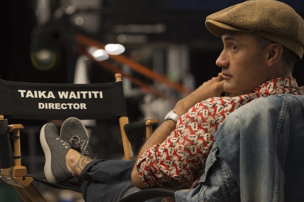 Thor Ragnarok Director Taika Waititi has been a New Zealand treasure for years. We sat with him to discuss his transition to Marvel & introduction of Korg.
