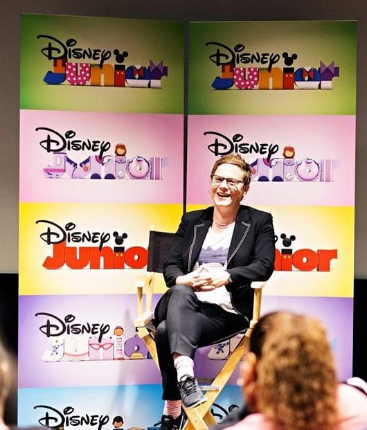 Exclusive interview with Chris Nee - Creator and Producer of Disney Junior's Vampirina and Doc McStuffins