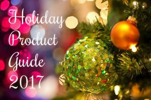 2017 Holiday Gift Guide #Holiday2017