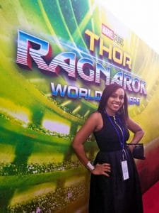 Behind the Scenes at the Thor: Ragnarok Red Carpet Premiere #ThorRagnarokEvent