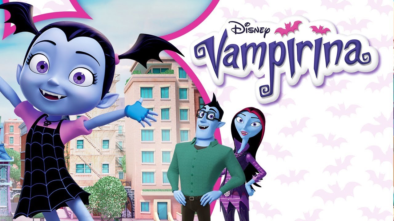 Disney Junior's Vampirina is great family friendly show for all ages.