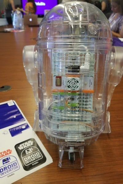 LittleBits Droid Inventor Kit review, Design Your Own Droid Competition, Plus GIVEAWAY!  #InventorsWanted