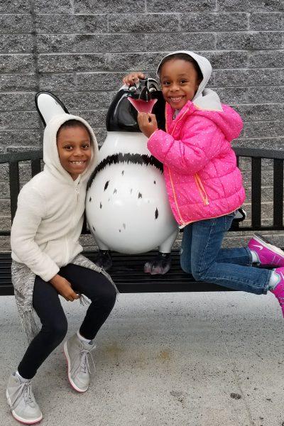 Georgia Aquarium for the Holidays – 2 New Exhibits to Explore