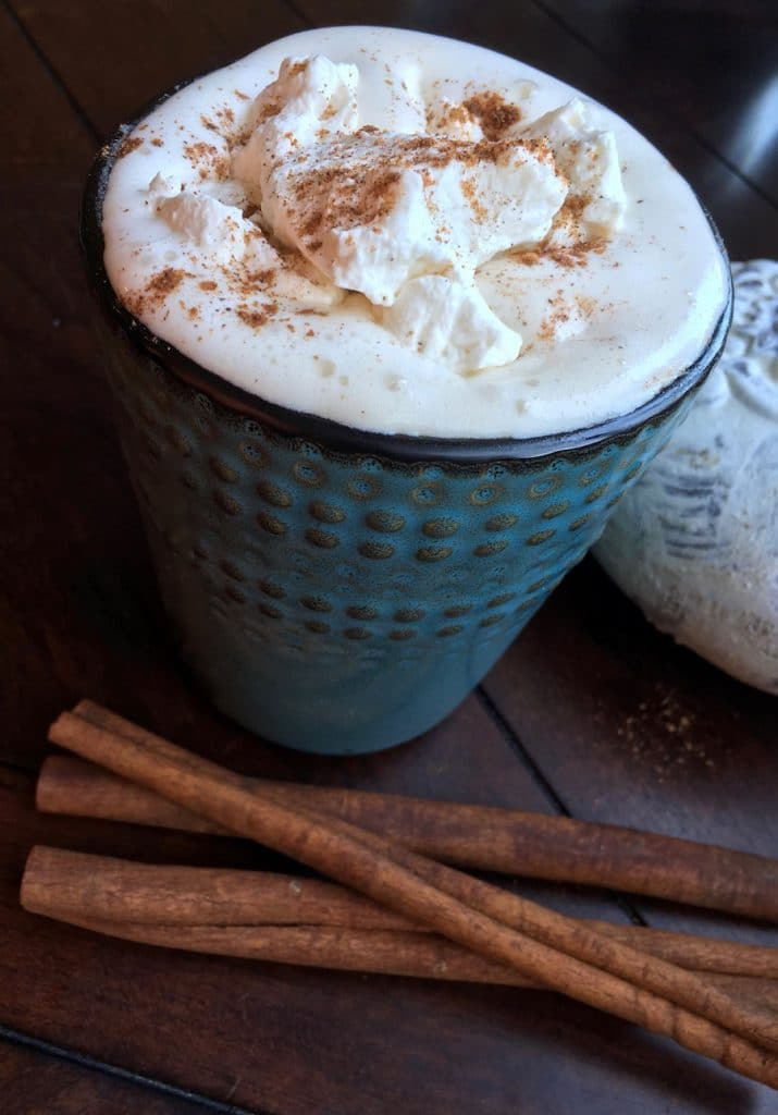 Check out this Pumpkin Spice Irish Coffee that will surely make you feel better. Enjoy making your own pumpkin spice and whipped cream that suits your taste. Yo'll definitely love this!