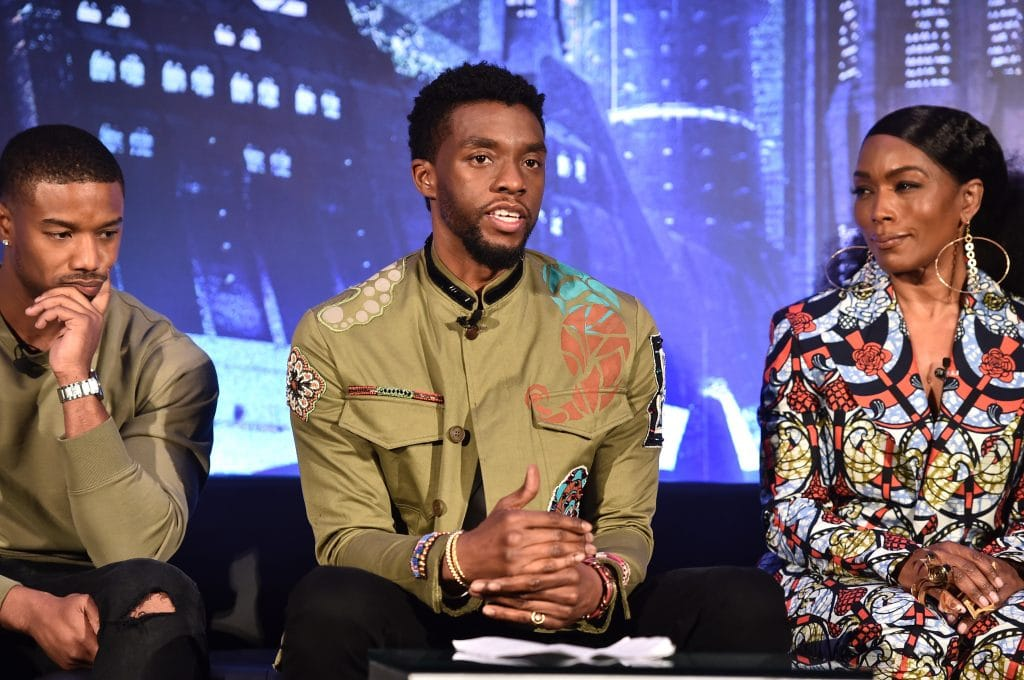 Why was it particularly important for Black Panther to speak in an African accent? You have to check out Chadwick Boseman's brilliant response:
