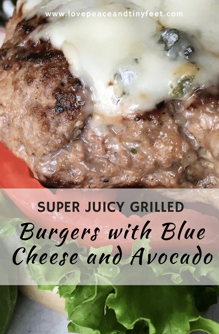 Super Juicy Grilled Burgers with Blue Cheese and Avocado is something that will surely be loved by your taste buds. Check out the ingredients and simple instructions that we have provided!