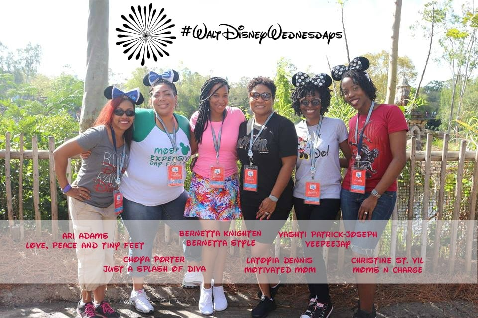 6 bloggers who attended the Disney Social Media Moms Conference will share content on on everything families should know about visiting Disney World and taking a Disney Cruise.