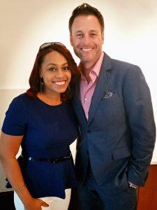 Chris Harrison dishes on the bachelor winter games and bachelor spoilers