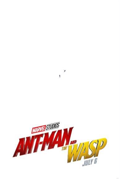 antman and the wasp poster