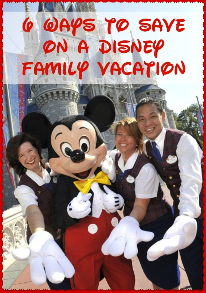 Are you tight on your budget this vacation? Well, here are six ways to save on a Disney Vacation. This will surely be of help to you and your family. Check this out!