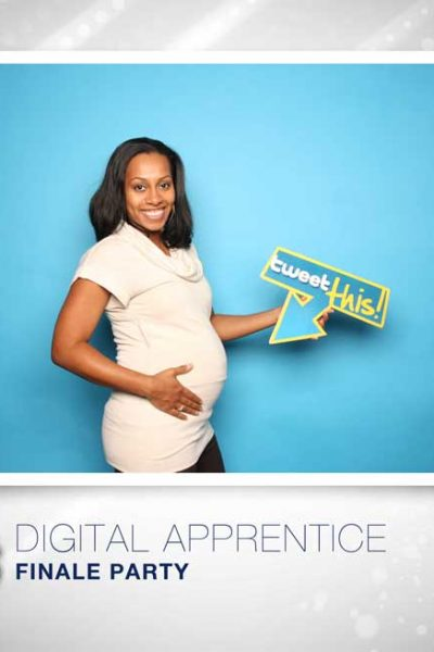 Check me out at @11Alive Studios for the Digital Apprentice Finale #DigATL in the @OMGbooth