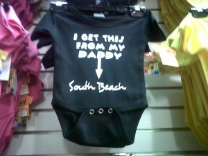 inappropriate onesie for baby