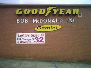 Goodyear ladies special